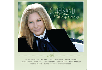 Barbra Streisand - Partners [CD]