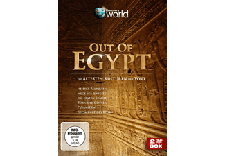 Out of Egypt - Die ältesten Kulturen der Welt [DVD]
