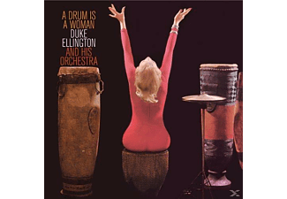 Duke Ellington - A Drum Is A Woman - (CD)