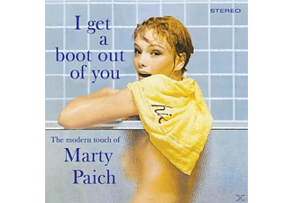 Marty Paich - I Get A Boot Out Of You - (CD)