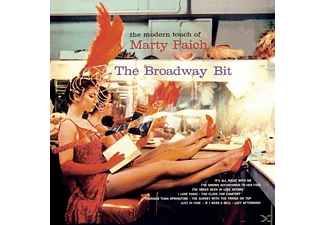 Marty Paich - The Broadway Bit [CD]