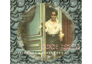 Blonde Redhead - Misery Is A Butterfly - (CD)