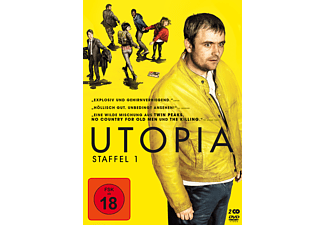 Utopia - Staffel 1 [DVD]