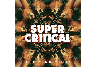 The Ting Tings - Super Critical - (CD)