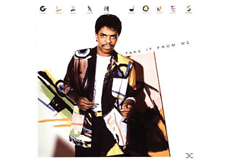 Jones Glenn - Take It From Me - (CD)