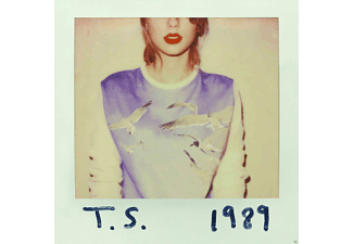 Taylor Swift 1989 CD