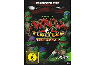 Ninja Turtles - The Next Mutation: Die komplette Serie - (DVD)