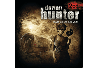 Hunter Dorian - Dorian Hunter 25.1: Die Masken Des Dr.Faustus-Mummenschanz - (CD)