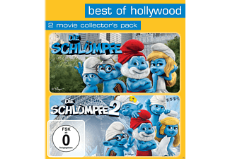 Die Schlümpfe 1 & 2 (Best Of Hollywood) [Blu-ray]