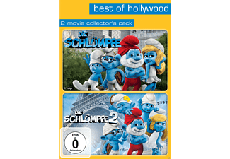 Die Schlümpfe 1 & 2 (Best Of Hollywood) [DVD]