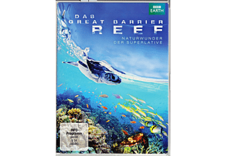 Das Great Barrier Reef - Naturwunder der Superlative - (DVD)