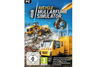 Recycle: Der Müllabfuhr-Simulator [PC]
