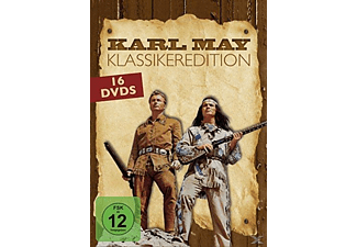 KARL MAY-KLASSIKEREDITION [DVD]