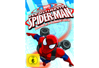 Marvel - Der ultimative Spider-Man - Volume 4: Ultimate Tech [DVD]