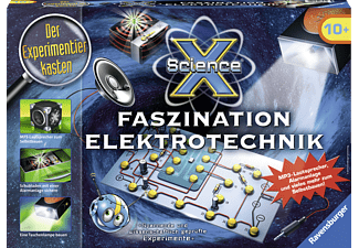 RAVENSBURGER 18897 Sciencex faszination Elektrotechnik
