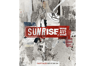 Sunrise Avenue - Fairytales - Best Of 2006-2014 (CD + Blu-ray)