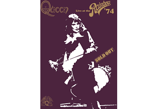 Queen - Live At The Rainbow '74 | DVD