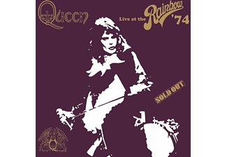 Queen - Live At The Rainbow (Limited Super Deluxe Boxset) | CD