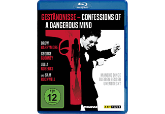 Gest?ndnisse - Confessions of a Dangerous Mind [Blu-ray]