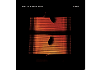 Simian Mobile Disco - Whorl [CD]