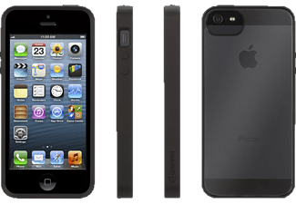 GRIFFIN GR-GB40026 Backcover Apple iPhone 6 Plus Polycarbonat Schwarz/Transparent
