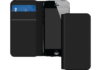GR-GB40017 Bookcover Apple iPhone 6 Plus Polycarbonat Schwarz