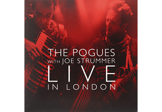 The Pogues - The Pogues With Joe Strummer Live In London 1991 [Vinyl]