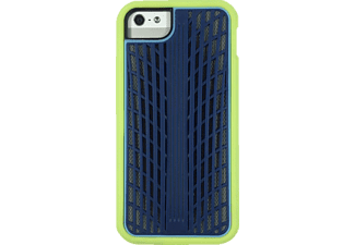 GRIFFIN GR-GB40383, Backcover, iPhone 6, Citron / Navy Blau
