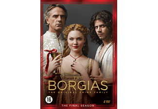 The Borgias - Seizoen 3 | DVD