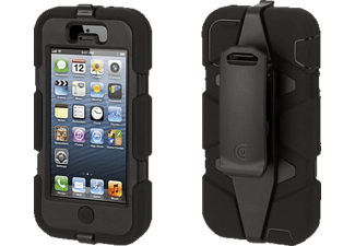 GRIFFIN GRS-GB38903, Backcover, iPhone 6, Schwarz