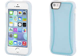 GRIFFIN GRS-GB40562 Backcover Apple iPhone 6 Plus Polycarbonat Transparent/DunkelBlau