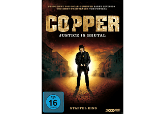 Copper - Justice is brutal - Staffel 1 [DVD]