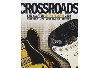 VARIOUS - CROSSROADS GUITAR FESTIVAL 2010 - (DVD)