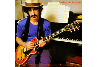 Frank Zappa - Shut Up'n Play Yer Guitar - (CD)