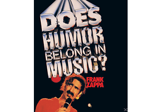 Frank Zappa - Does Humor Belong In Music? - (CD)
