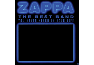 Frank Zappa - The Best Band You Never Heard In Your Life - (CD)