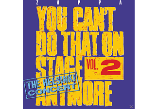 Frank Zappa - You Can't Do That On Stage Anymore-Vol.2 [CD]