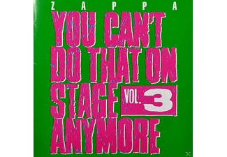 Frank Zappa - You Can't Do That On Stage Anymore, Vol.3 [CD]