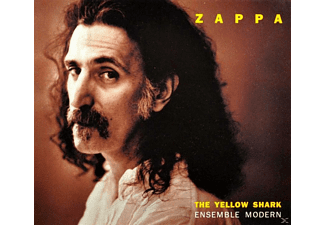 Frank Zappa - The Yellow Shark - (CD)