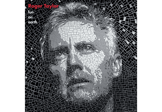 Roger Taylor - Fun On Earth - (CD)
