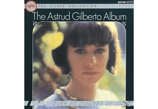 Astrud Gilberto - Silver Collection [CD]