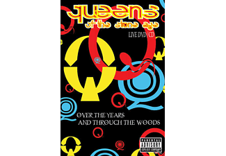 Queens Of The Stone Age - Over The Years And Through The Woods [DVD + CD]