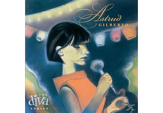 Astrud Gilberto - Diva [CD]