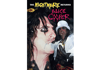 Alice Cooper - The Nightmare Returns - (DVD)