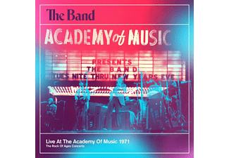 The Band - Live At The Academy Of Music 1971 (2-Cd) - (CD)