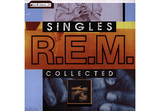 R.E.M. - SINGLES COLLECTED - (CD)