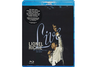 Lionel Richie - Live - His Greatest Hits And More - (Blu-ray)