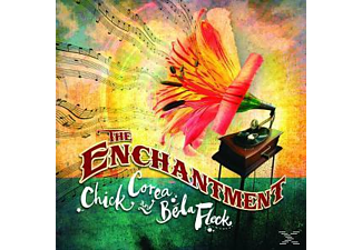 Chick Corea, Béla Fleck Chick Corea - The Enchantment [CD]