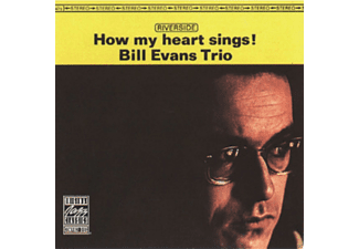 Bill Trio Evans - HOW MY HEART SINGS! (OJC REMASTERS) [CD]