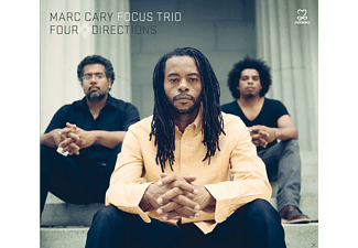 Marc Cary Focus Trio - Four Directions - (CD)